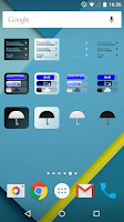 Screenshot of Rain Alarm Pro