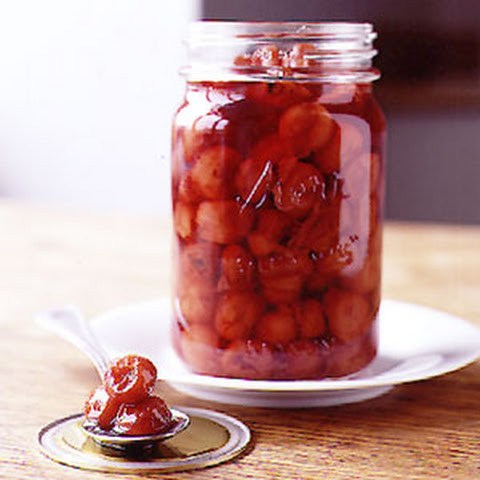 Preserved Cherries