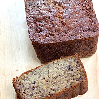 Banana Bread Cake Flour Recipes