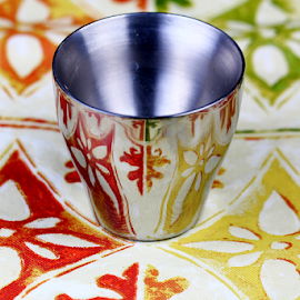 by Dipali S - Artistic Objects Cups, Plates & Utensils ( cup, reflection, saucer )
