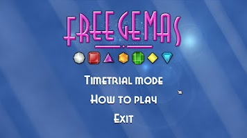 Screenshot of Freegemas