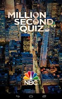 Screenshot of The Million Second Quiz