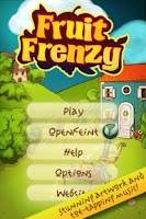 Screenshot of Fruit Frenzy