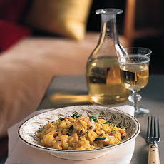 Saffron and Shellfish Risotto