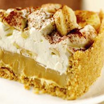 Carnation's Banoffee Pie