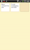 Screenshot of Noter