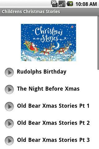 Children's Christmas Stories