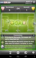 Screenshot of MYFC Manager 2013 - Soccer
