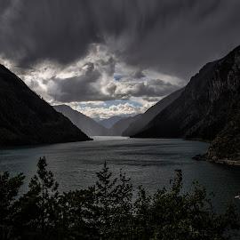by Samuel Burns - Landscapes Mountains & Hills