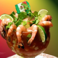 Cinco de Mayo Shrimp Cocktail