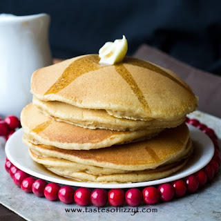 Ginger Spice Pancakes Recipes