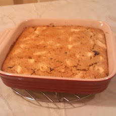 Apple Cake (No Wheat, No Sugar)