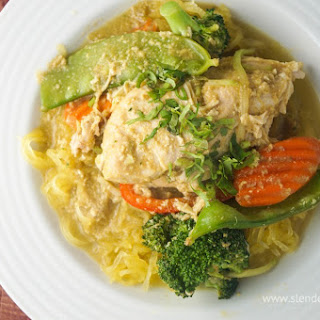 Coconut Thai Curry Chicken Breasts