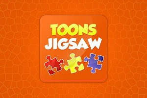 Screenshot of Toons Jigsaw