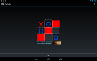 Screenshot of Tic Tac Toe - 3 in a row FREE