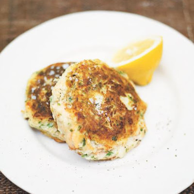 Salmon Fishcakes