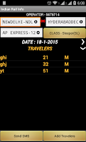 Screenshot of Indian Rail