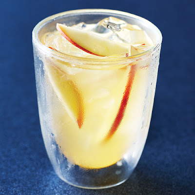 Spiced Apple Fizz