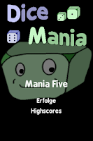 Screenshot of Dice Mania