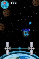 Screenshot of Planetary Shield