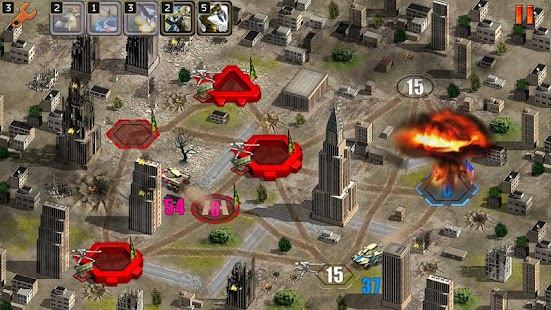 Modern Conflict 2 Screenshot