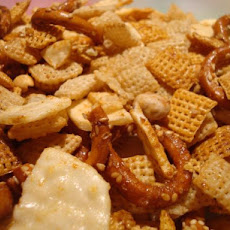 Littlemafia's Asian Snack Mix