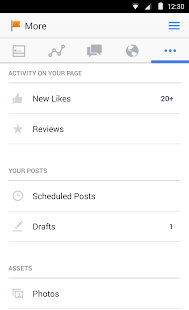 Free Download Facebook Pages Manager APK for Samsung