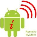 RemotifyMyDroid icon