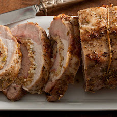 Fennel-and-Prosciutto-Stuffed Pork Loin Roast Recipe