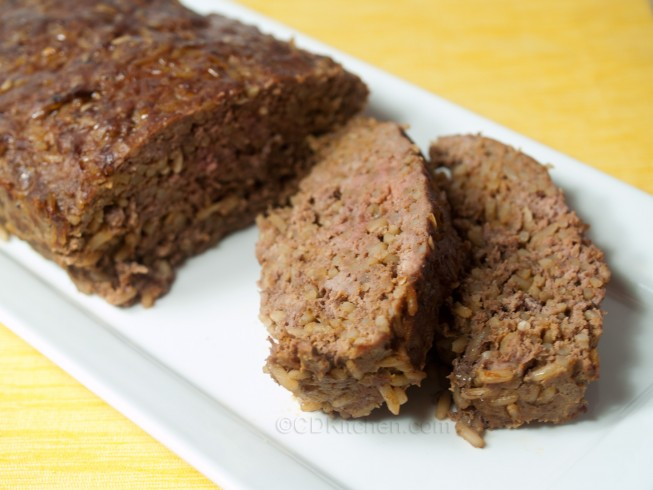 Easy Spanish Meatloaf Recipe | Yummly