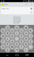 Screenshot of Keybee, The Smart Keyboard