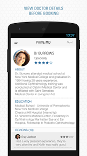 PriveMD - For Patients - screenshot