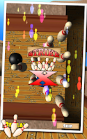 Screenshot of Bowling Western