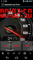 Screenshot of Stopwatch & Timer