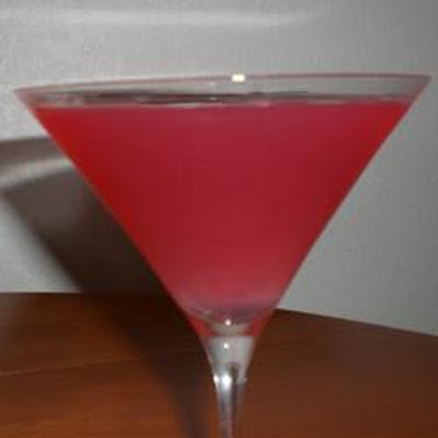 Trim Raspberry Martini