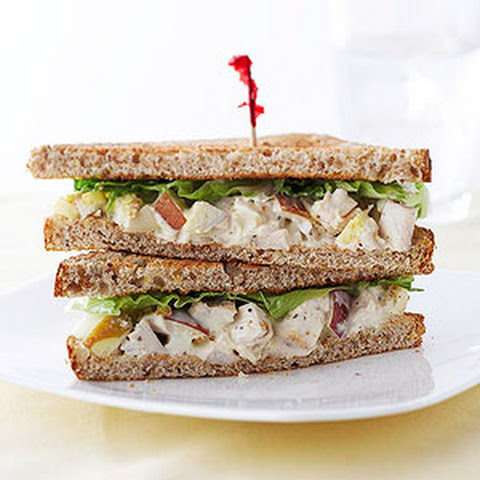 Chicken Salad Sandwiches