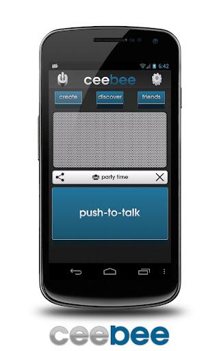 CeeBee - 對講機免費