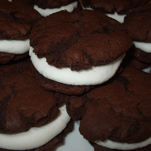 Oreo Cookies From Cake Mix