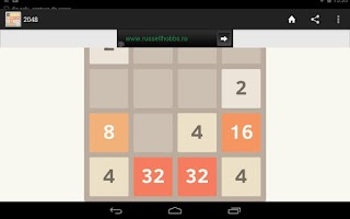Screenshot of New 2048