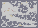 Thumbnail of the map 'rocky canvers'