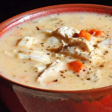 Seafood Vegetable Chowder