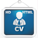 CV Creator HD + HTML icon