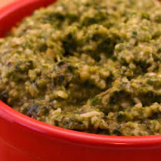 Spinach and Basil Pesto Recipe and Lots of Pesto Variations