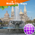 Guadalajara Street Map icon