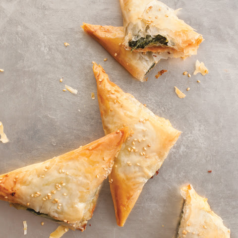 Spinach and Cheese Bourekas