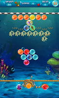 Screenshot of Ocean Bubble Mermaid