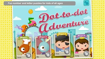 Screenshot of Kids Connect the Dots Free