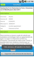 Screenshot of TouTyPasse - petites annonces