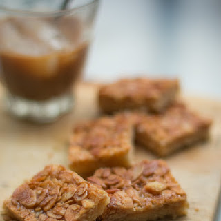 Almond Honey Squares