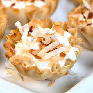 Mini Coconut Cups